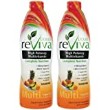 SCS Liquid ReViva High Potency Multivitamin - 2 pk.