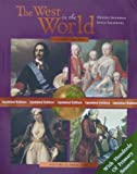 The West in the World 9780072973198