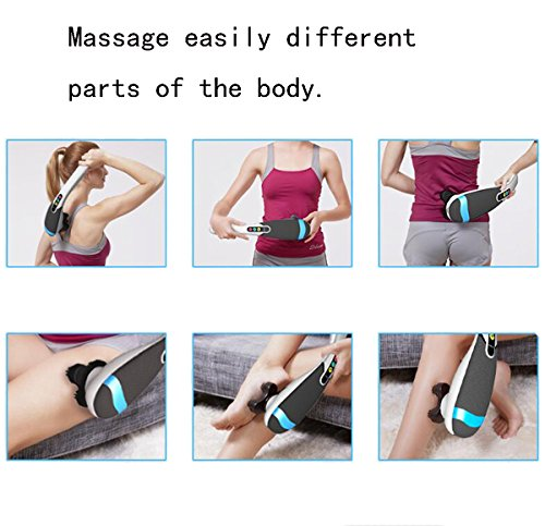 ELECITIZON-Cordless-Electric-Handheld-Massager-Body-6X-Multi-Speed-Top-Rated-Vibration-Deep-Tissue-Percusion-Massage-for-Foot-Legs-Neck-Back-Shoulders