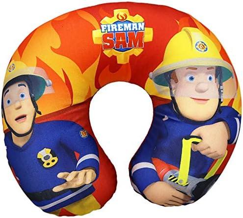 Brandweerman Sam Jongenskussen reiskussen