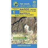 Naxos: 1:25000