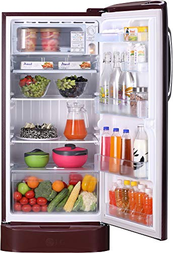 LG 215L Inverter  Single Door Refrigerator