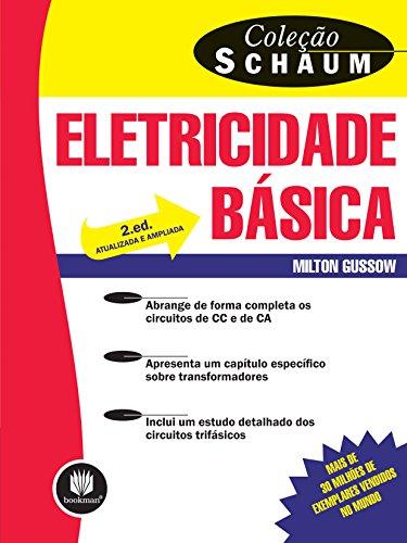 Eletricidade Básica Coleção Schaum Milton ebook