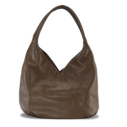 À My Soldes Taupe Mandalay Sac Oh Bag Main Fonce Cuir tPxqwRwH