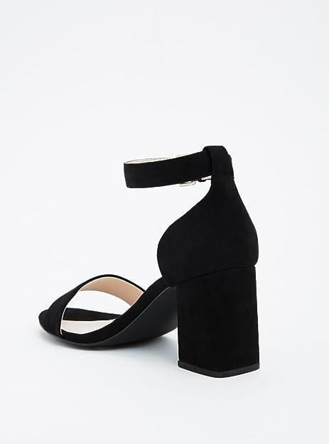 19d068c925a Torrid Single Strap Block Heels (Wide Width): Amazon.ca: Shoes ...