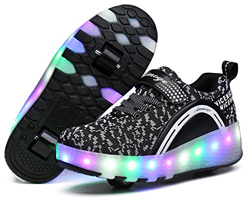 Ausom Single Double Wheels Sneakers