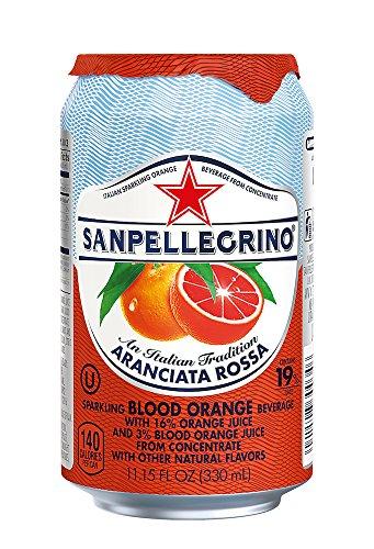 Sanpellegrino Blood Orange Sparkling Beverage