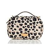 12Little Diaper Clutch - Leopard