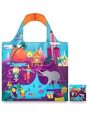 LOQI Thailand Reusable Shopping Bag
