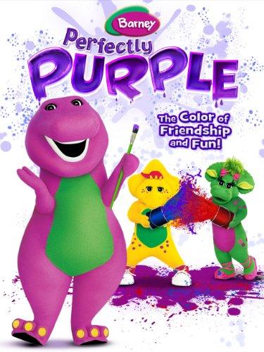 Barney: Perfectly Purple ()