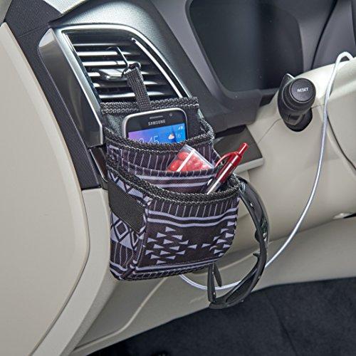 Driver Organizer (High Road DriverPockets Air Vent Phone Holder and Dash Organizer (Baja))