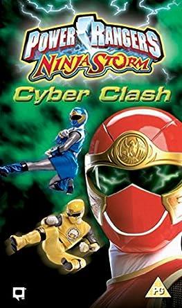 Power Rangers Ninja Storm 5 [Reino Unido] [VHS]: Amazon.es ...