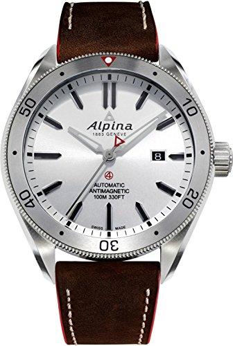 Alpina Geneve ALPINER 4 AL-525SS5AQ6 Automatic Mens Watch Alpina Rotor