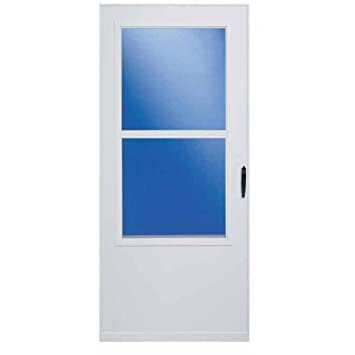 LARSON 029831U 298SS 32\u0026quot; White Storm Door  sc 1 st  Amazon.com : larson doors reviews - pezcame.com