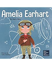 Amelia Earhart: A Kids Book About Flying Against All Odds