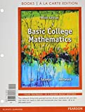Basic College Mathematics, Lial, Margaret and Salzman, Stanley, 0321914511