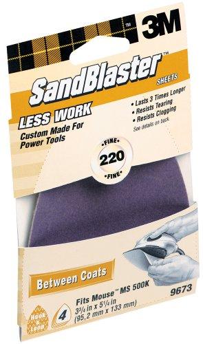 3M 9673 SandBlaster Sanding Sander