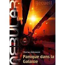 NEBULAR Recueil 5 - Panique dans la Galaxie: NEBULAR Épisode 22 à 26 (French Edition)