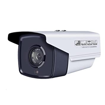 wly&home Cámara Video Vigilancia Vision nocturna 1200 TVL,Impermeable IP66 , 8mm
