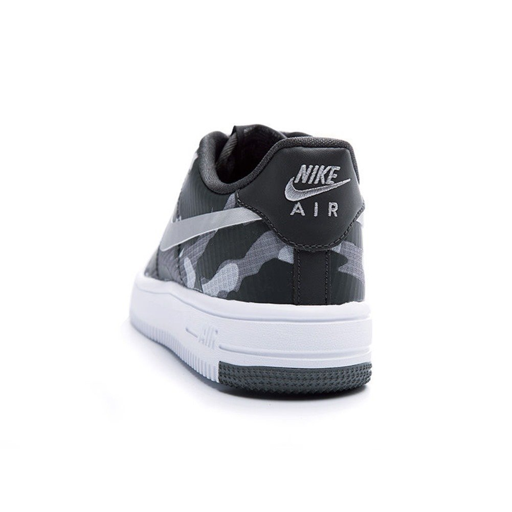 fd15f4dd6c1d2 Zapatillas Nike - Air Force 1 Ultraforce Se (GS) carbón plateado gris talla   37