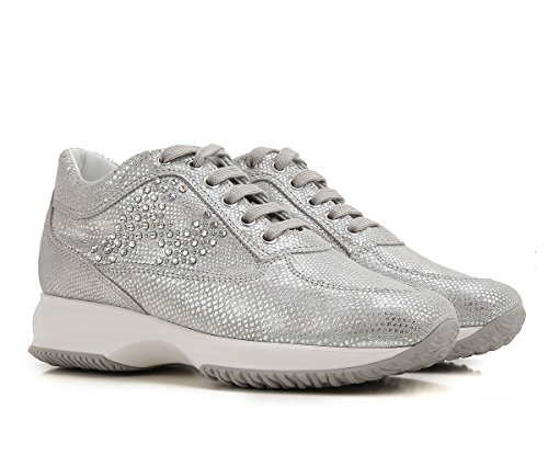 hot sale sale online Hogan Women's Trainers Silver Nebbia outlet 2014 newest outlet sale online sale footlocker RvGoS2uc9k
