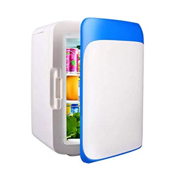 SHENGY Refrigerador portátil de 12V y 10 litros, congelador para ...