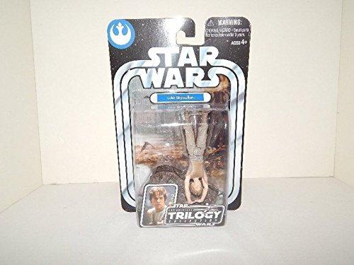 Qiyun Star Wars OTC Original Trilogy 01 Luke Skywalker Upside Down Figure MOC 01 Moc