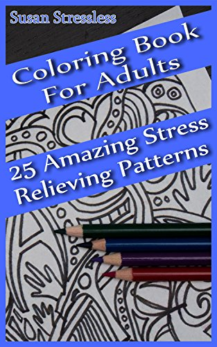 amazon com coloring book for adults 25 amazing stress relieving