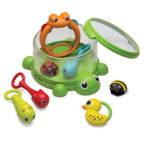 Infantino Turtle Cover Band 8-Piece Percussion