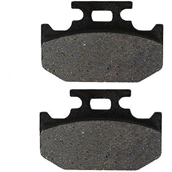 Road Passion Rear Disc Brake Pad for KAWASAKI KSF 400 KSF400 A1//A2//A3 KFX 400 KFX400 2003-2005