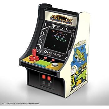 """My Arcade GALAXIAN Micro Player 6"""" Collectable Arcade"""