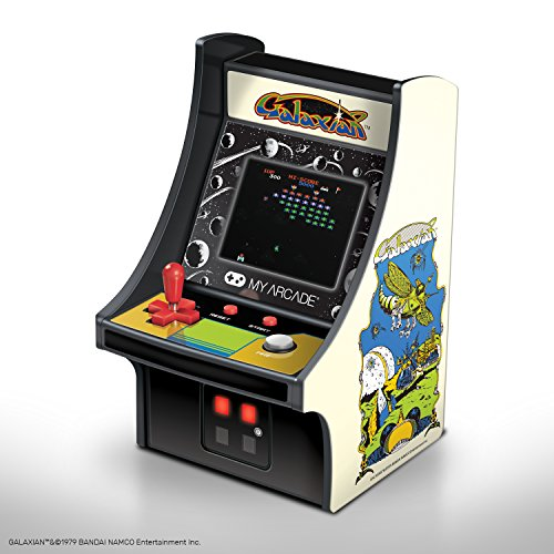"dreamGEAR 6"" Collectible Retro GALAXIAN"