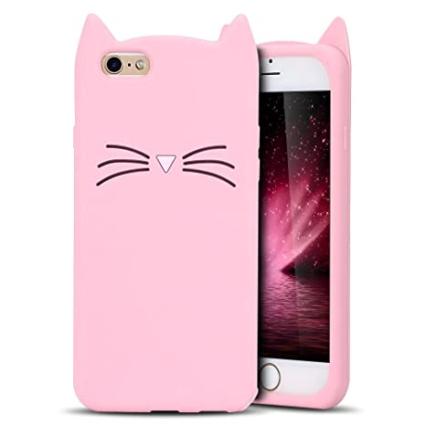 Anfire Funda iPhone 6 / 6S Carcasa Suave Silicona Case Ultra ...