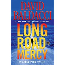Long Road to Mercy (An Atlee Pine Thriller)