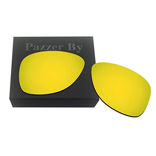 f9342ca23a Polarized Replacement Lenses for Oakley Dispatch 2-24K Gold Mirrored Coating