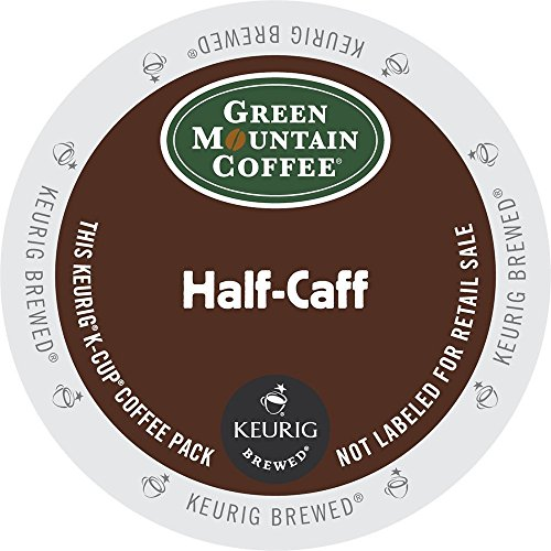Green Mountain Coffee Half Caff Brewing product image