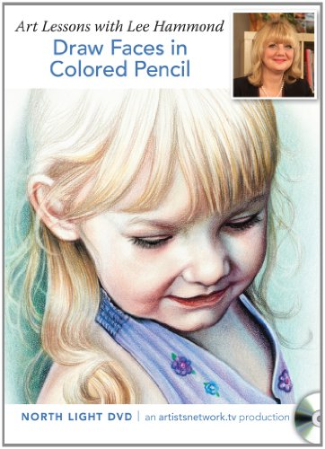Draw Faces Colored Pencil Hammond product image