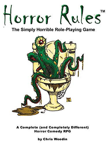 Horror Rules: The Simply Horrible Roleplaying Game