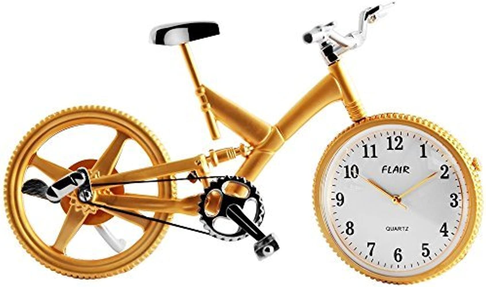Reloj Miniatura, Reloj Miniatura - Mountain Bike - Bicicleta - Bicicleta: Amazon.es: Relojes