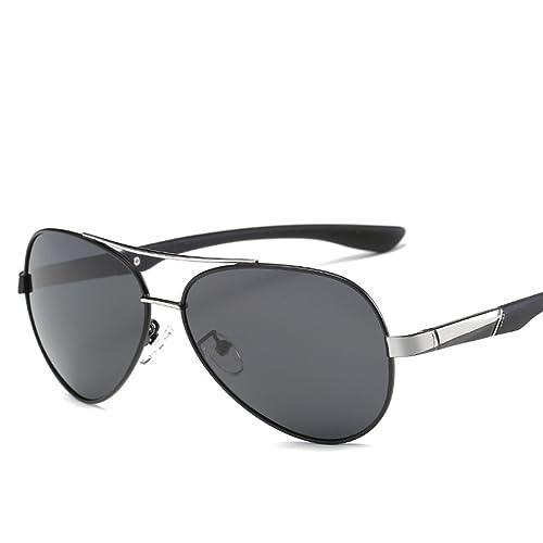 ZPFMEUV Protección (UV400) Moda Clásica Retro Polarizada Gafas De Sol