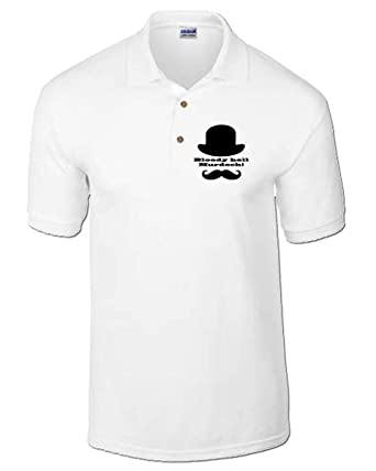 Polos T-shirtShock blancs homme
