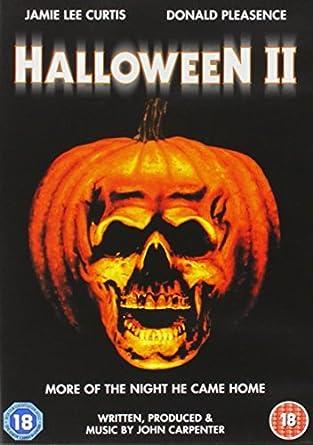 halloween ii dvd - Halloween Ii Blu Ray