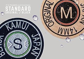 1 pc 14 mm KAMUI Original Laminated Pool Billiard CUE TIP