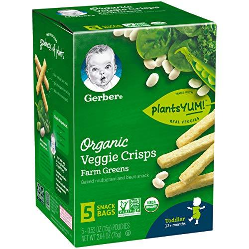 Buy snacks for babies