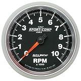 Auto Meter 3697 Sport-Comp II 3-3/8'' 10000 RPM In-Dash Tachometer