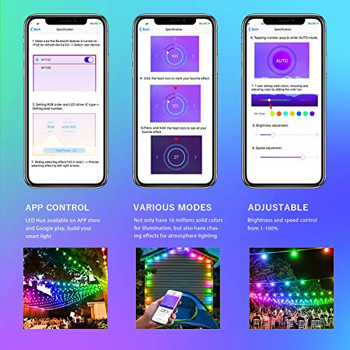 Ge G 35 Itwinkle Smartphone Controlled 36 String Led Christmas Lights By General Electric Buy Online In El Salvador Ge Products In El Salvador See Prices Reviews And Free Delivery Over Us 70 00 Desertcart
