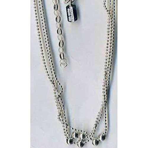 Collier Argent Scooter