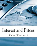 Interest and Prices (Large Print Edition), Knut Wicksell, 1495385825