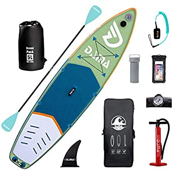 DAMA Inflatable Stand Up Paddle Board