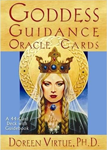 Image result for goddess guidance oracle cards